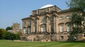 Is Kedleston Hall the new Wayne Manor in Christopher Nolan's The Dark Knight Rises