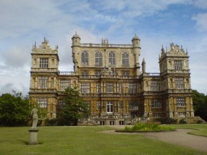 Is this Wayne Manor in The Dark Knight Rises?