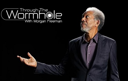 Morgan Freeman, Lucius Fox in the Dark Knight Rises, hosts Through the Wormhole on Science