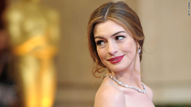 Anne Hathaway, Selina Kyle/The Catwoman in the dark knight rises - The character is naughty