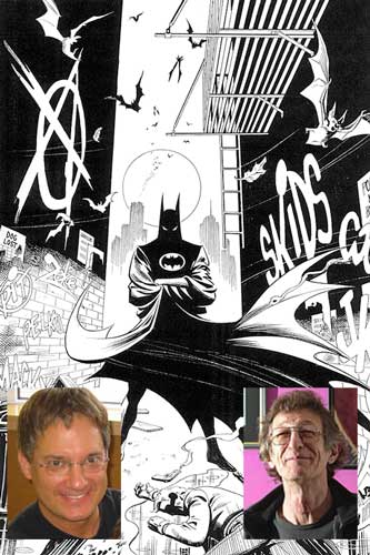 Batman in an Alley, Alan Grant and Norm Breyfogle, DC Comics Retroactive