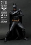 Christian Bale Bruce Wayne/Batman from Batman Begins detailed costume and body armor