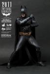 Christian Bale Bruce Wayne/Batman from Batman Begins detailed costume and body armor