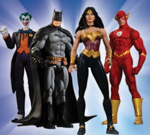 batman-merchandise-justice-league-heroes-foes-joker-flash-wonder-woman