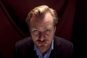 Christopher Nolan, director of The Dark Knight Rises