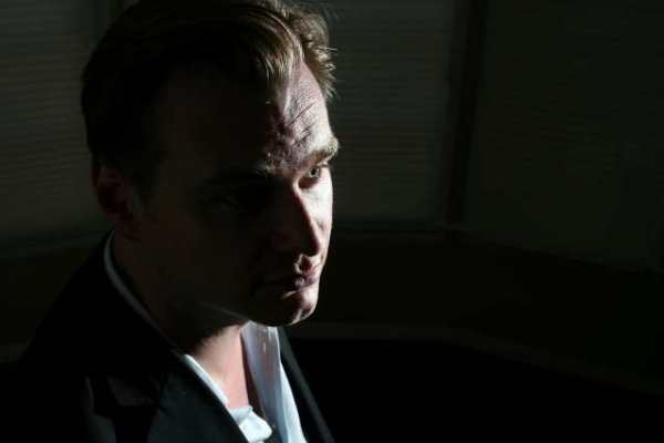 Christopher Nolan, Director The Dark Knight Rises