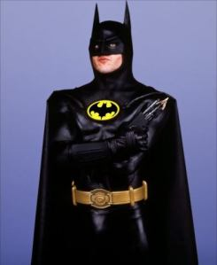 Michael Keaton as Batman (Warner Bros.)