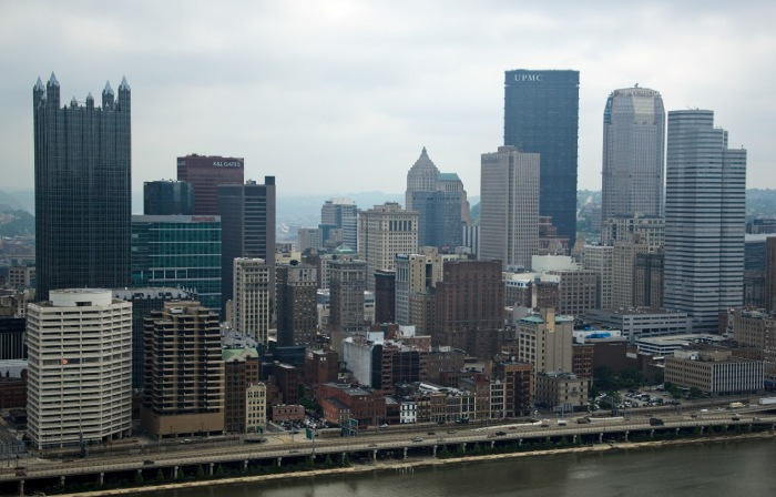 Gotham City is Pittsburgh in Christopher Nolan's The Dark Knight Rises, Summer 2012