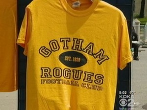 The Dark Knight Rises Location Shooting Pittsburgh Steelers Heinz Field The Gotham Rogues