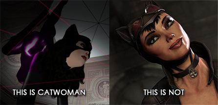 Batman Arkham City gets it all wrong Catwoman  sc 1 st  GothamTrending & Why Iu0027m passing on Arkham City   gothamtrending