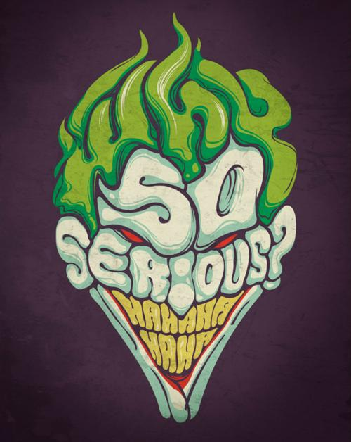 Batman Merchandise The Dark Knight Joker Tshirt Why