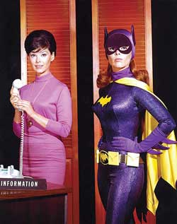 Batman on Television: The Curse of Batgirl begins with Yvonne Craig sinking the unsinkable 1966 Television series