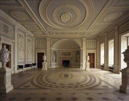 Inside Wayne Manor Treasure Hunt On Osterley Mansion S