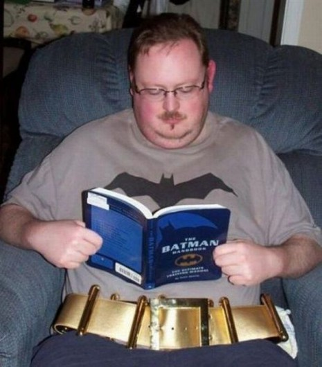 Humor: Batman in Training