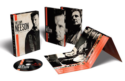 Liam Neeson DVD Collection