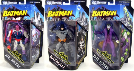 Batman Action Figures Legacy Series Golden Age Batman, Golden Age Joker
