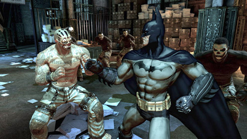 Batman: Arkham Asylum for Macintosh: One bright spot amidst all the disappointment  over sequel Arkham City