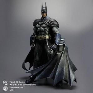 Batman Merchandise: Arkham City Joker from Play Arts Kai