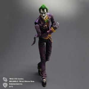 Batman Merchandise: Arkham City Joker from Play Arts Kai