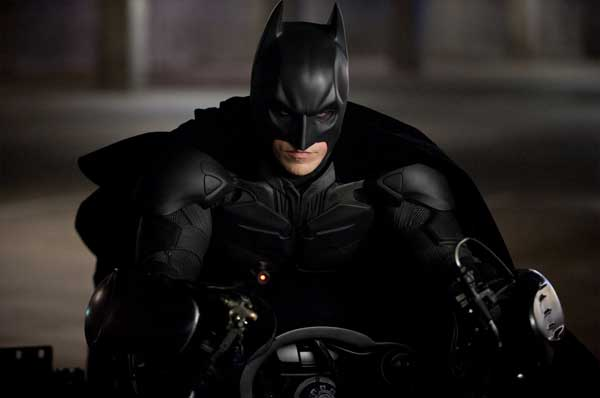 The Dark Knight Rises stills: Batman (Christian Bale) Hero Shot