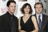 The Dark Knight's christian-bale-christopher-nolan-cinemacon