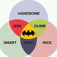 Best of Batman on Pinterest #5
