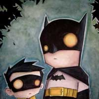Best of Batman on Pinterest 6